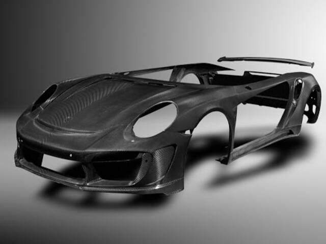 【碳纤维车身的优缺点】3对数据了解碳纤维车身