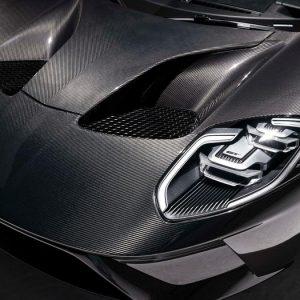 【碳纤维汽车部件】量产的汽车碳纤维零部件