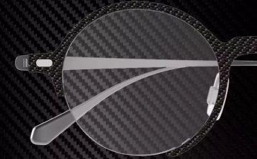碳纤维眼镜框是怎么制作的?