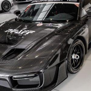 【汽车碳纤维】碳纤维汽车部件diy
