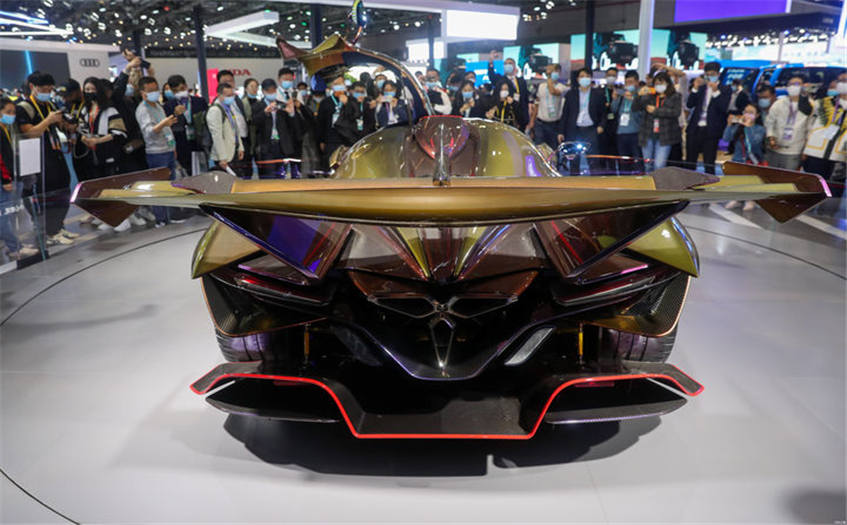 全碳纤维汽车